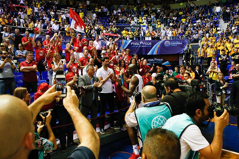 AS Monaco Basket (Foto: Carlos González)