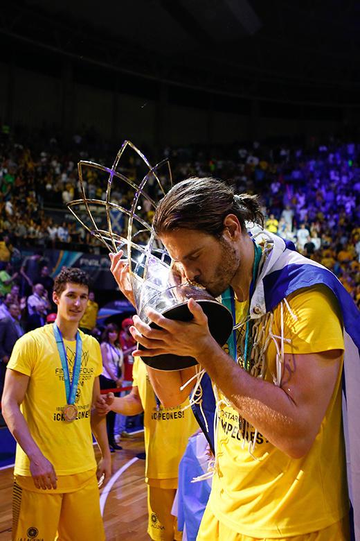 Georgios Bogris (Foto: Carlos González)