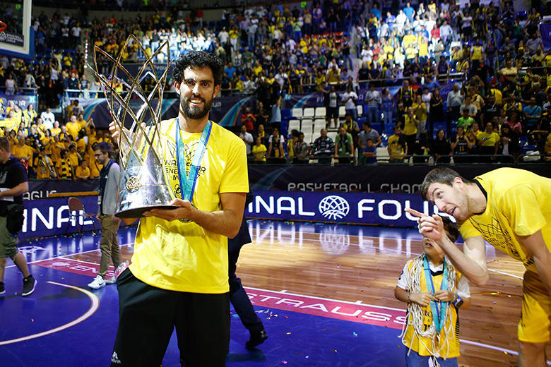 Javier Beirán - CB Canarias - Iberostar Tenerife (Foto: Carlos González)
