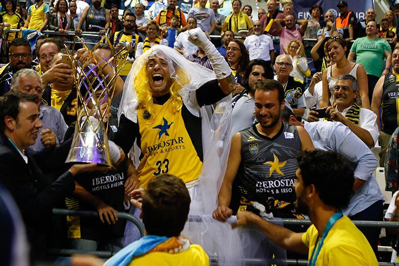 Nico Richotti . Javier Beirán - Alexis Navarro Armas (Foto: Carlos González)