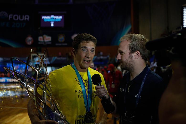 Nico Richotti - CB Canarias - Iberostar Tenerife (Foto: Carlos González)