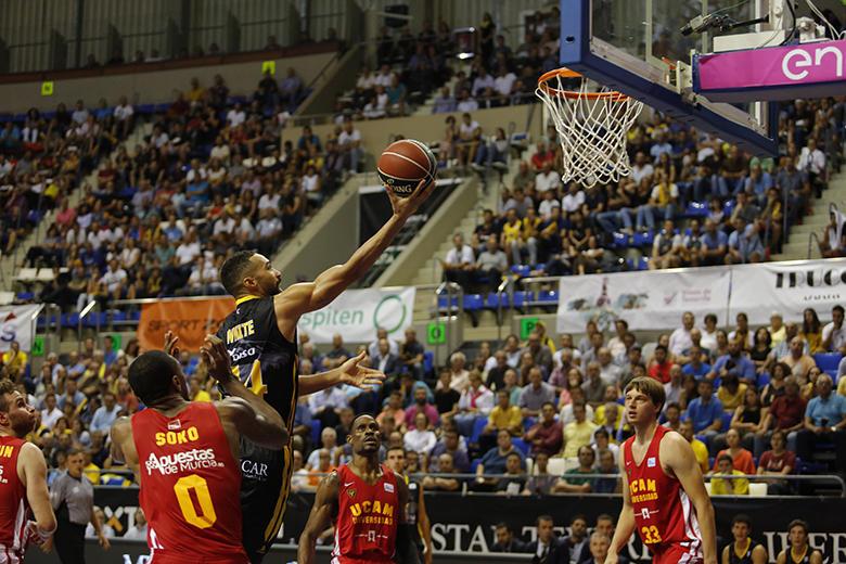 Davin White (Foto: Carlos González)