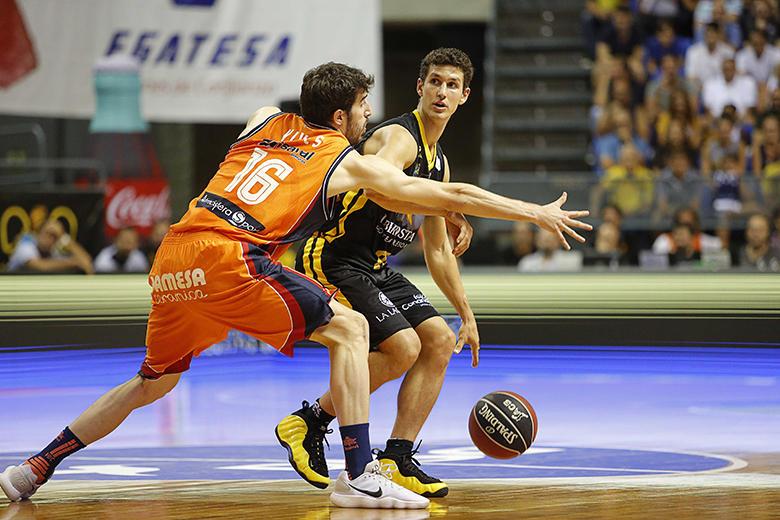 Rodrigo San Miguel - Guillem Vives (Foto: Carlos González)