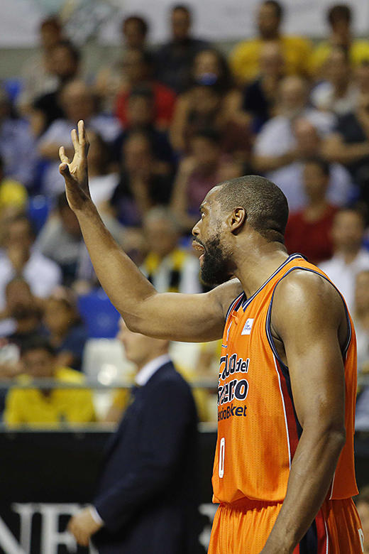 Will Thomas (Foto: Carlos González)