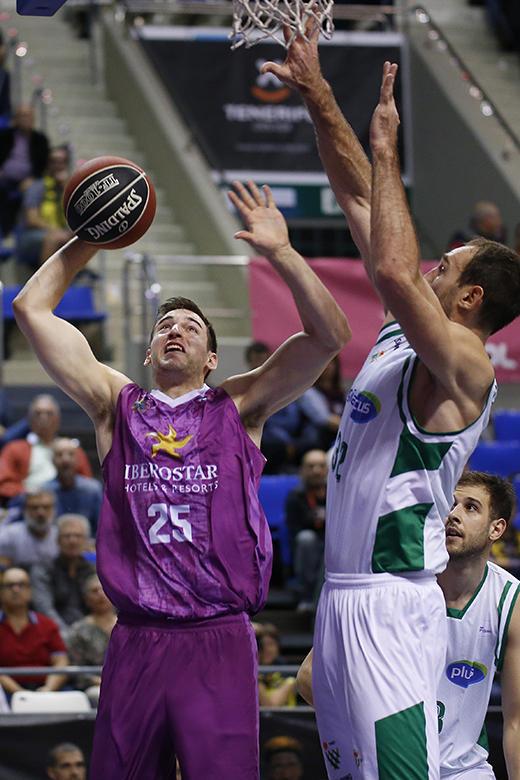 Rosco Allen - Vladimir Golubovic (Foto: Carlos González)