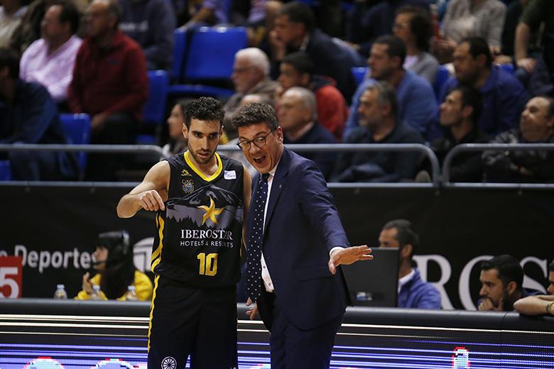 Fotis Katsikaris - Ferrán Bassas (Foto: Carlos González)