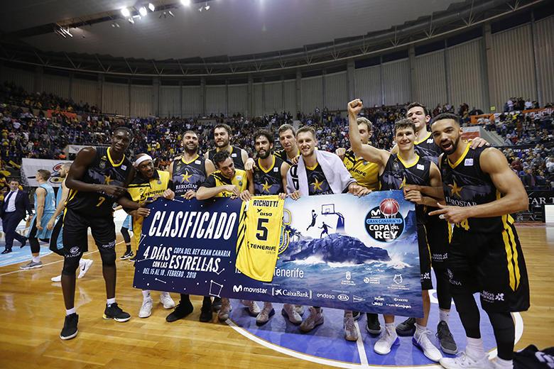 CB Canarias (Foto: Carlos González)