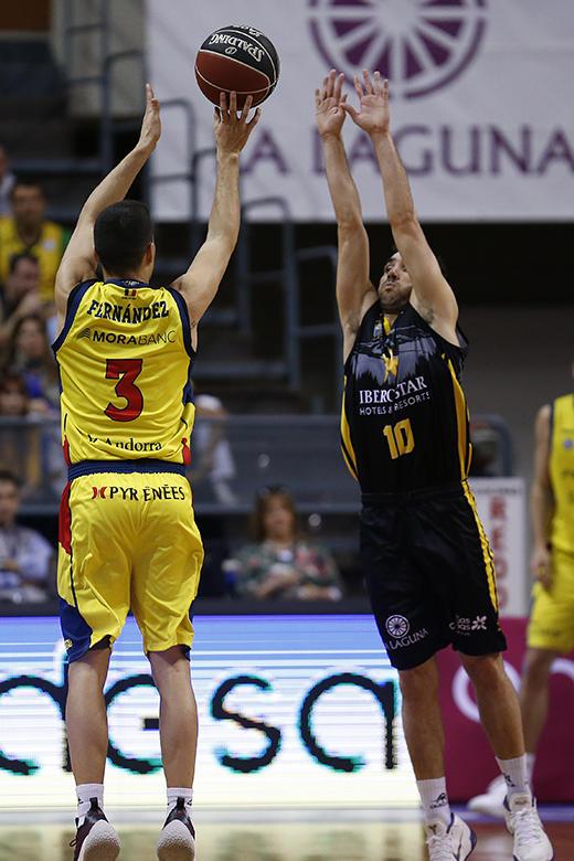 Jaime Fernández Bernabé - Ferran Bassas Navarra (Foto: Carlos González)