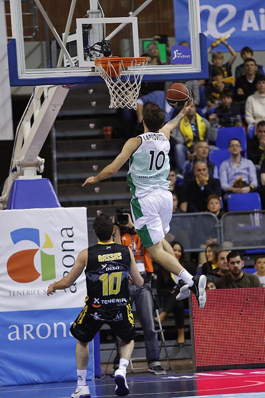 Nicolás Laprovittola - Ferran Bassas Navarra (Foto: Carlos González)