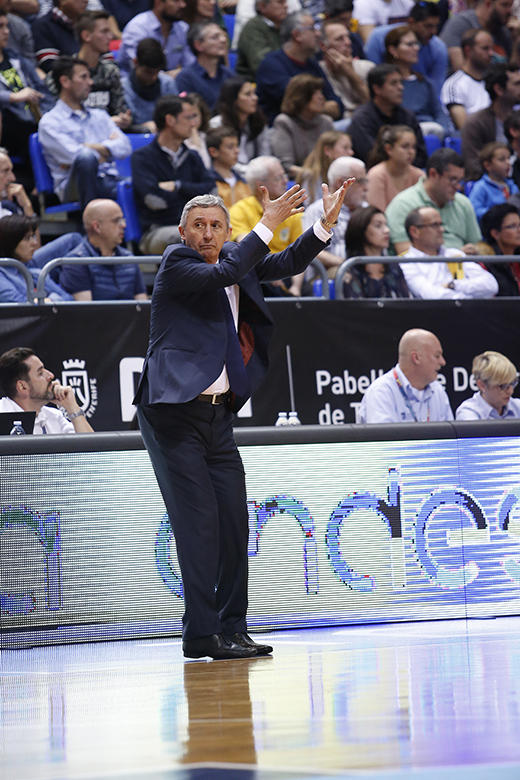 Svetislav Pesic (Foto: Carlos González)