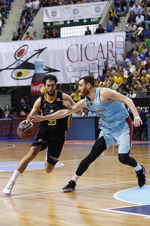 Javier Beirán Amigo - Víctor Claver Arocas (Foto: Carlos González)