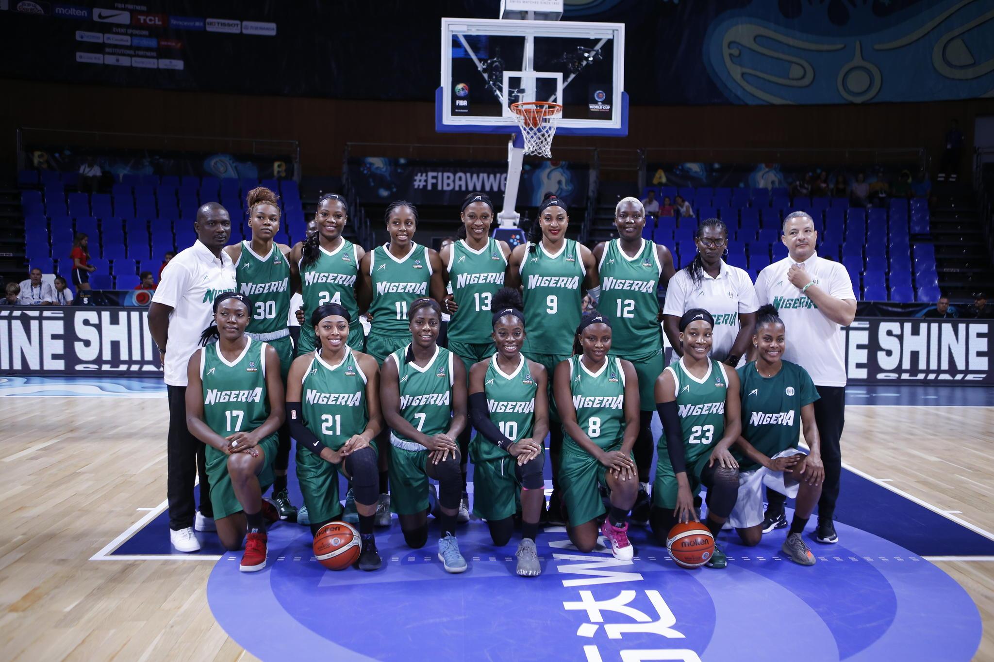 Selección de Nigeria (Foto: Carlos González)