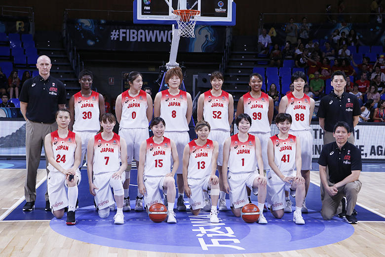 Selección de Japón (Foto: Carlos González)