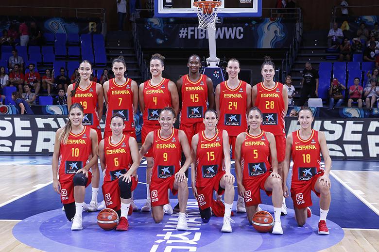 Selección de España (Foto: Carlos González)