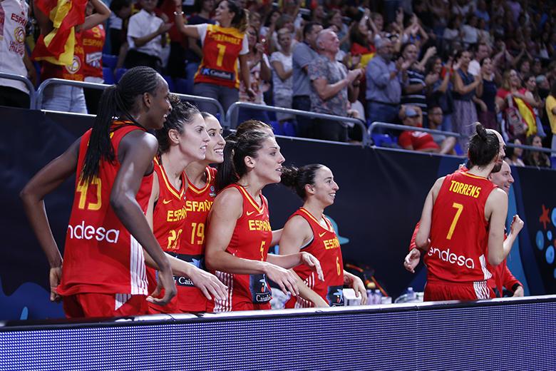 Selección Española (Foto: Carlos González)