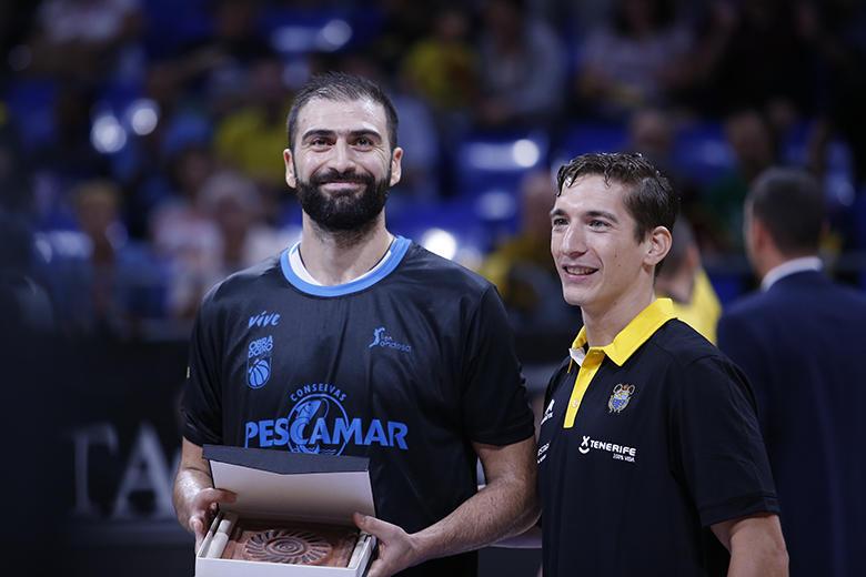 Konstantinos Vasileiadis - Nico Richotti (Foto: Carlos González)