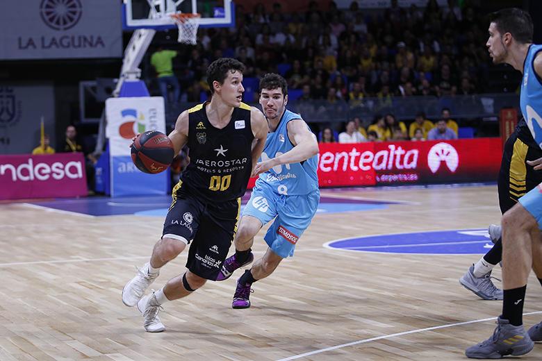 Rodrigo San Miguel - Darío Brizuela (Foto: Carlos González)