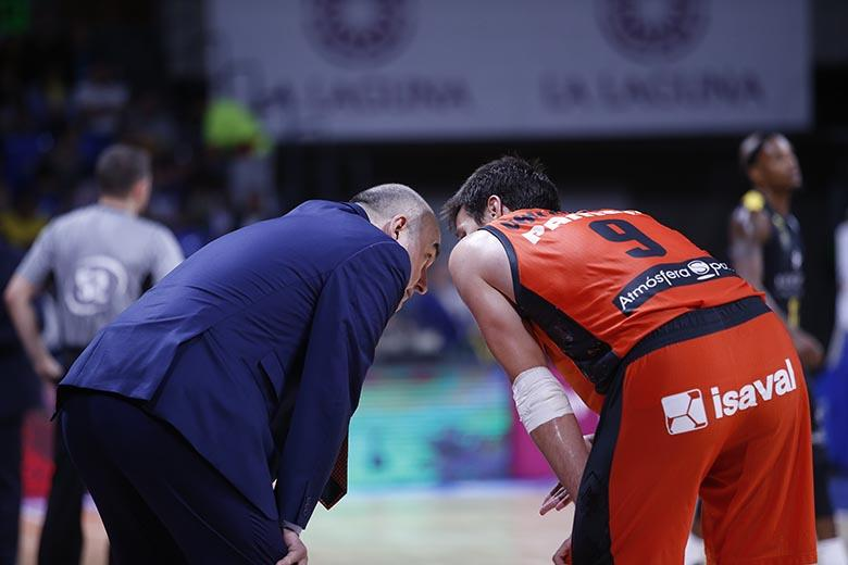 Jaume Ponsarnau - Sam Van Rossom (Foto: Carlos González)