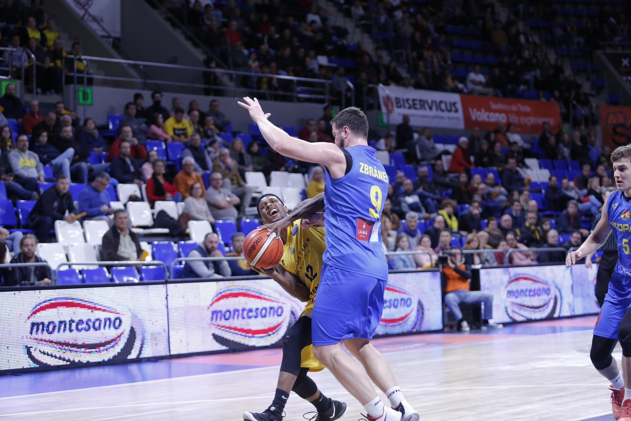 Thad McFadden (Foto: Carlos González)