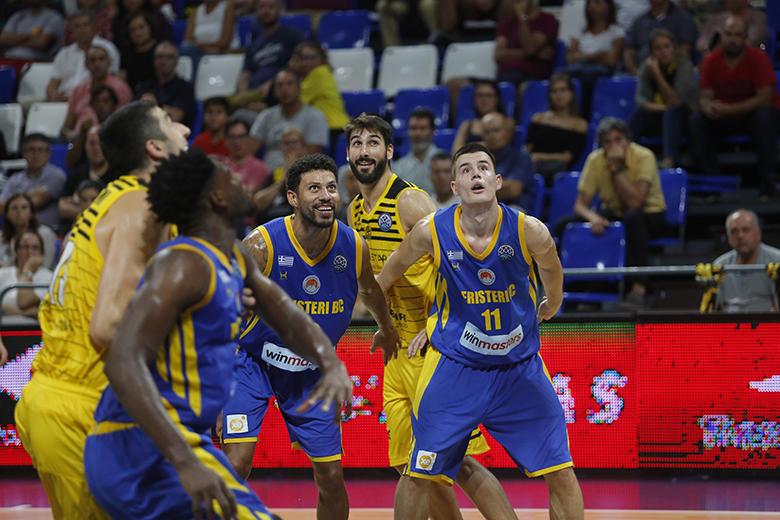 Ioannis Agravanis - Dani Diez (Foto: Carlos González)