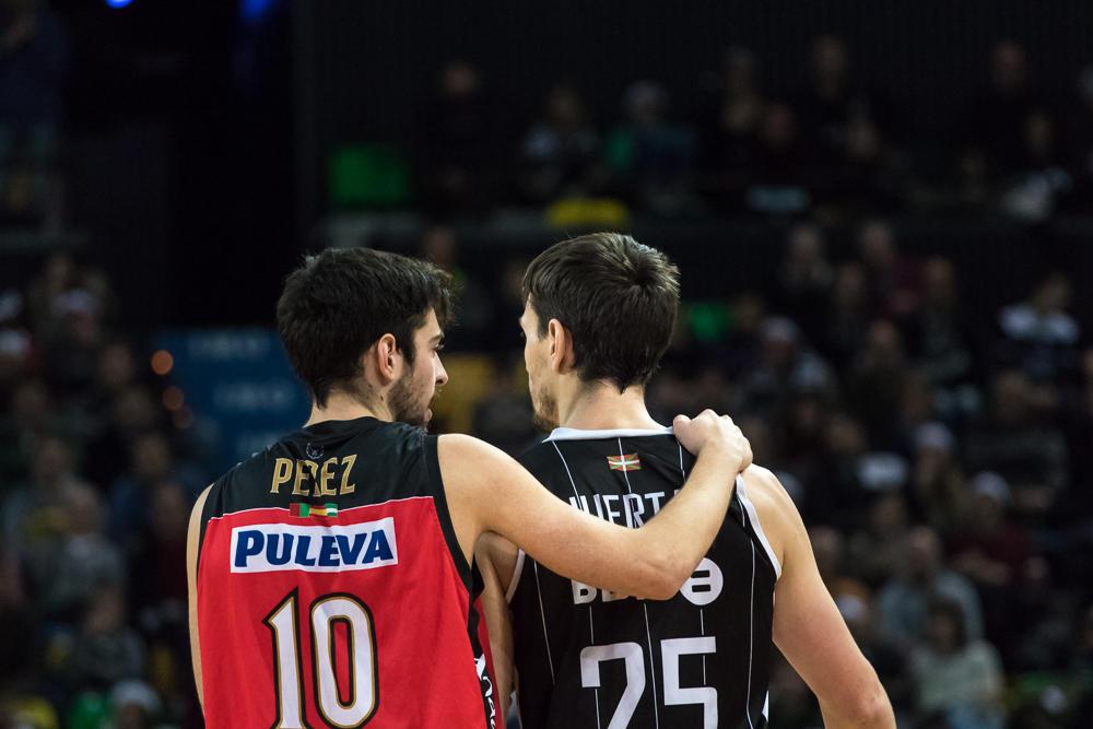 Josep Perez y Rafa Huertas (Foto: Luis Fernando Boo).