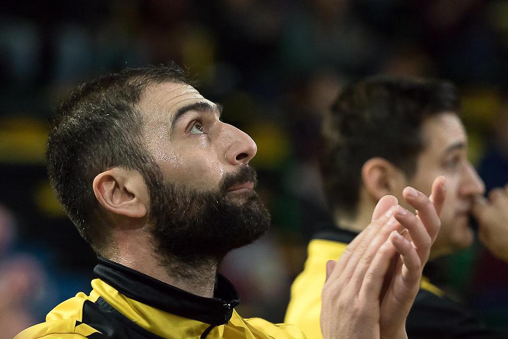 Kostas Vasileiadis (Foto: Luis Fernando Boo).