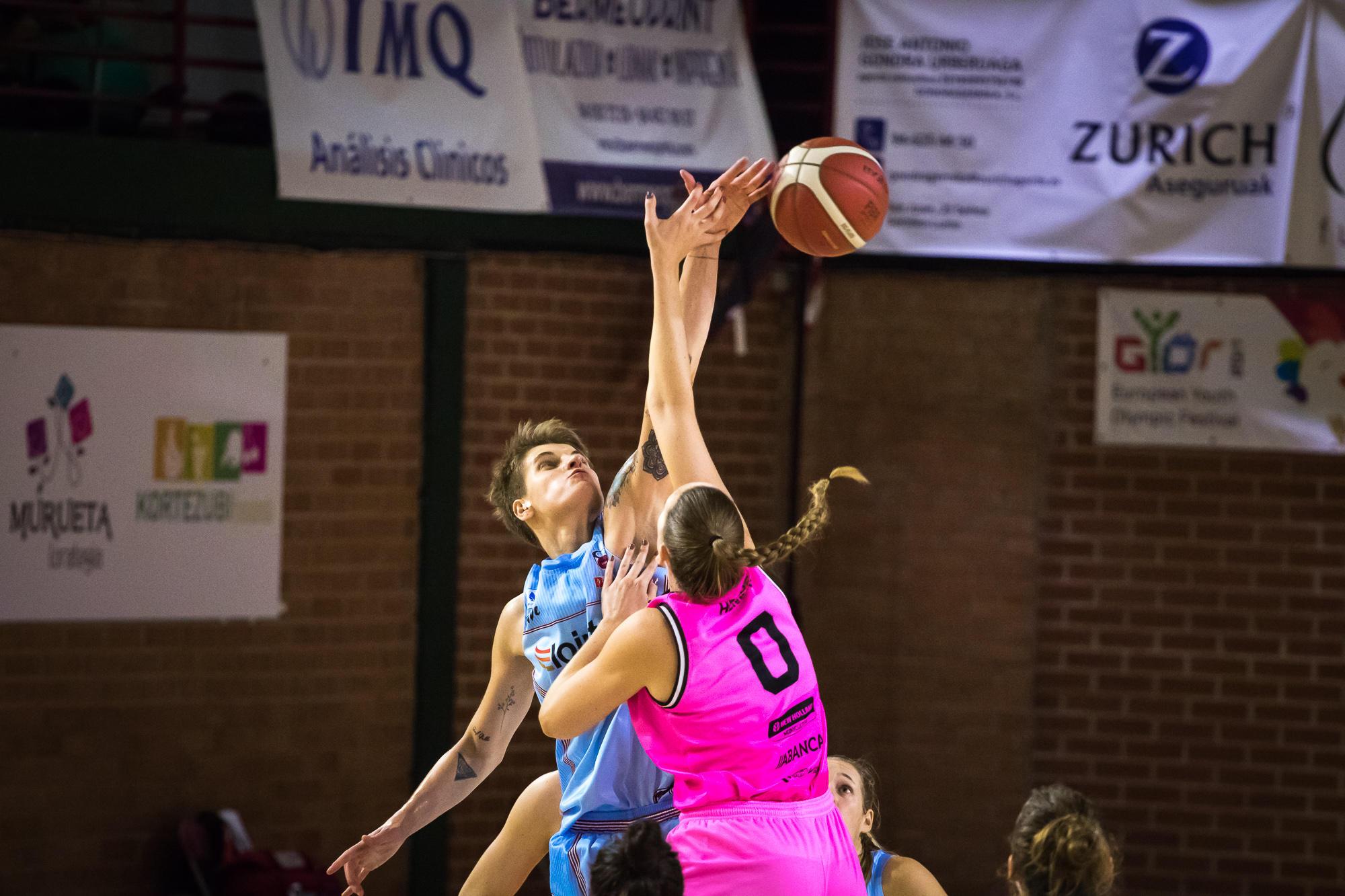 Salto inicial (Foto: Luis Fernando Boo).