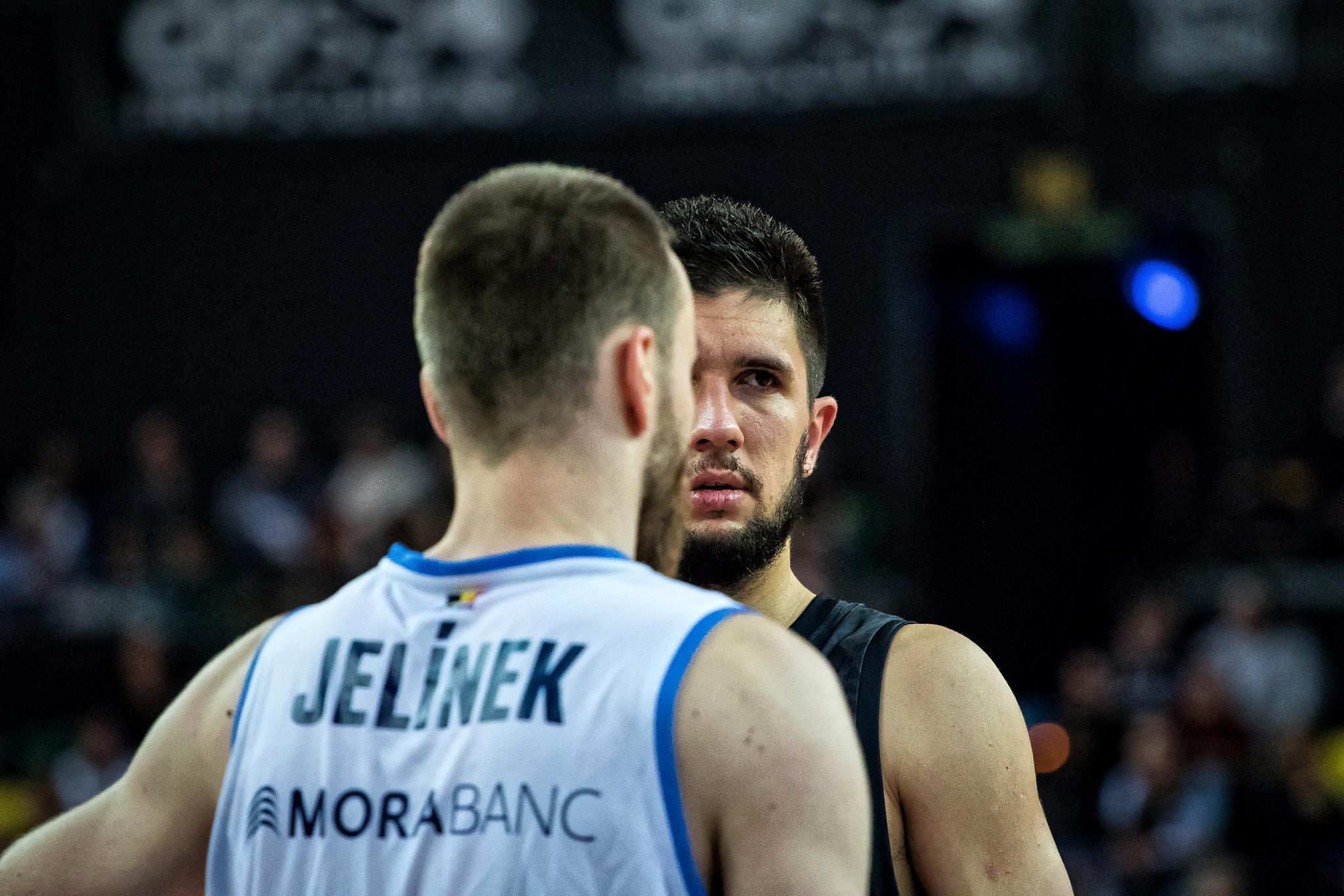 Bouteille y Jelinek (Foto: Luis Fernando Boo).