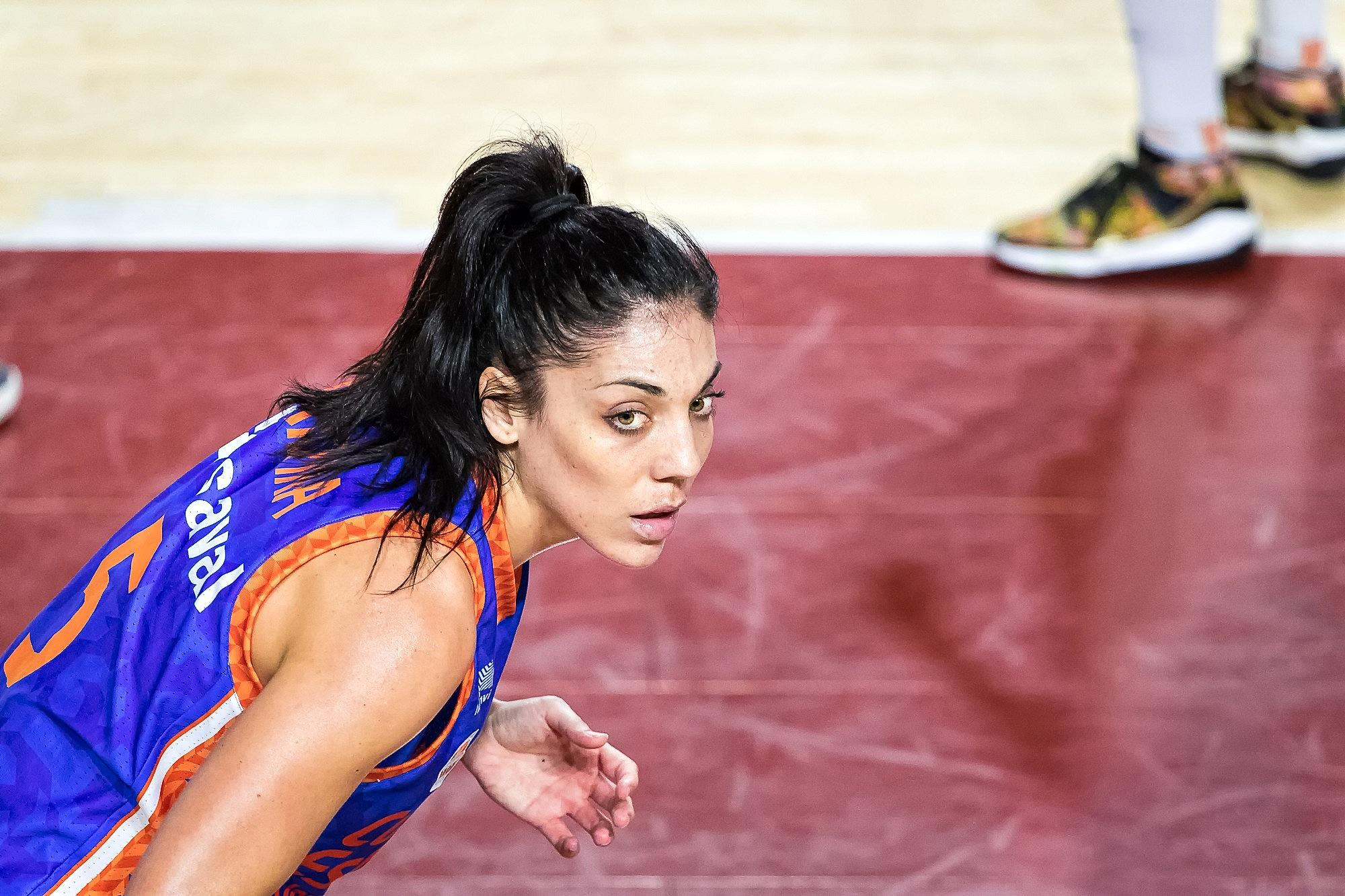 Cristina Ouviña (Foto: Luis Fernando Boo).