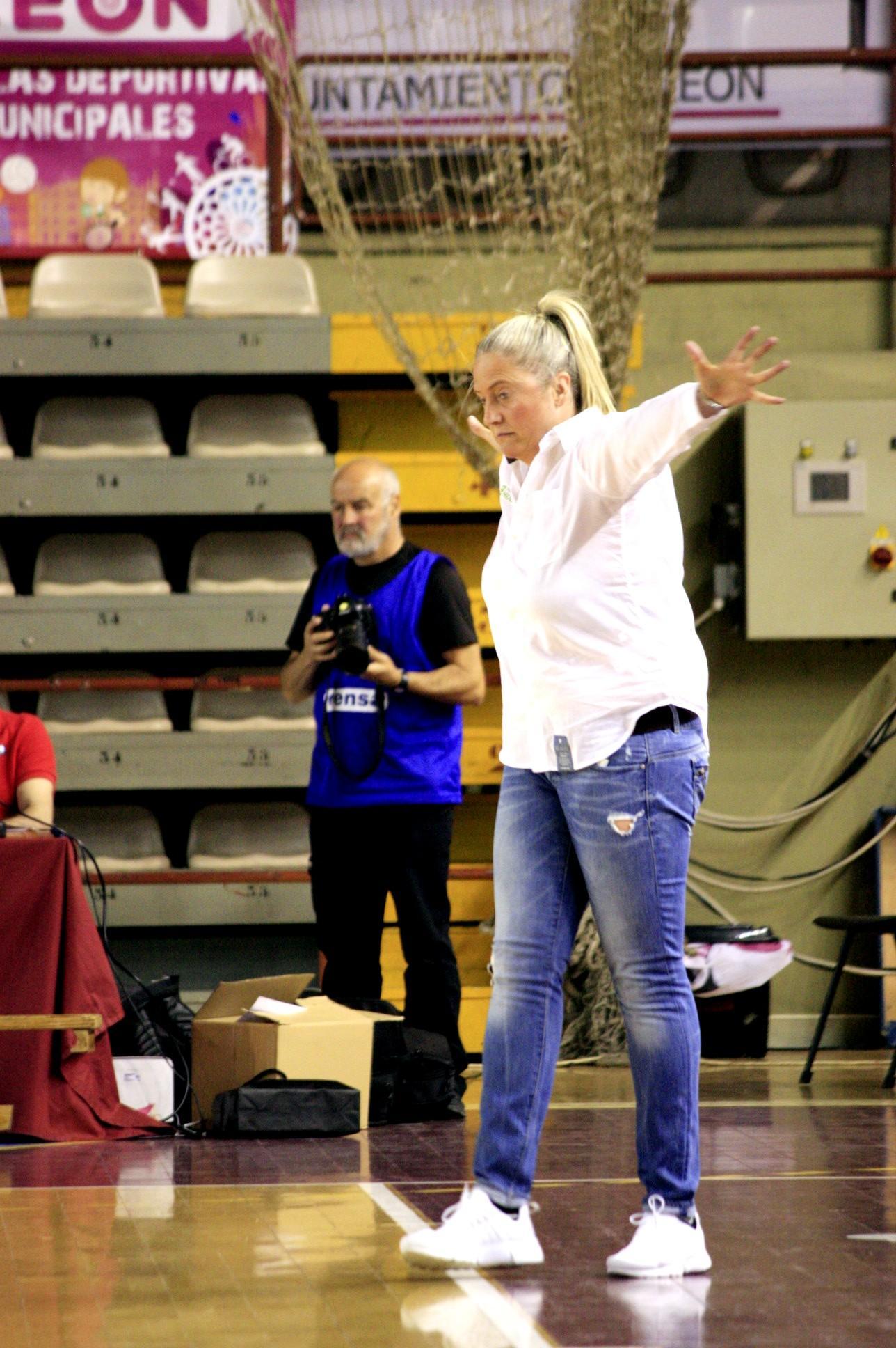 Isabel Fernández Foto:Lourdes Getino