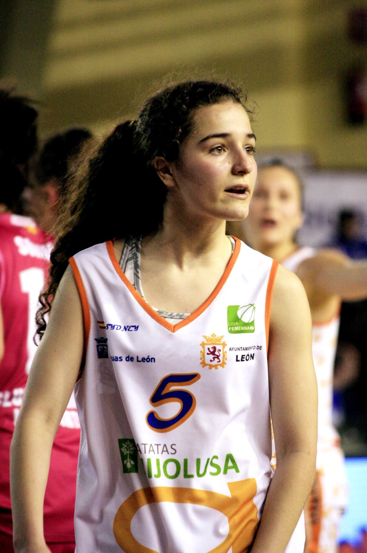 ALCANTARA TENA, ANDREA Foto:Lourdes Getino
