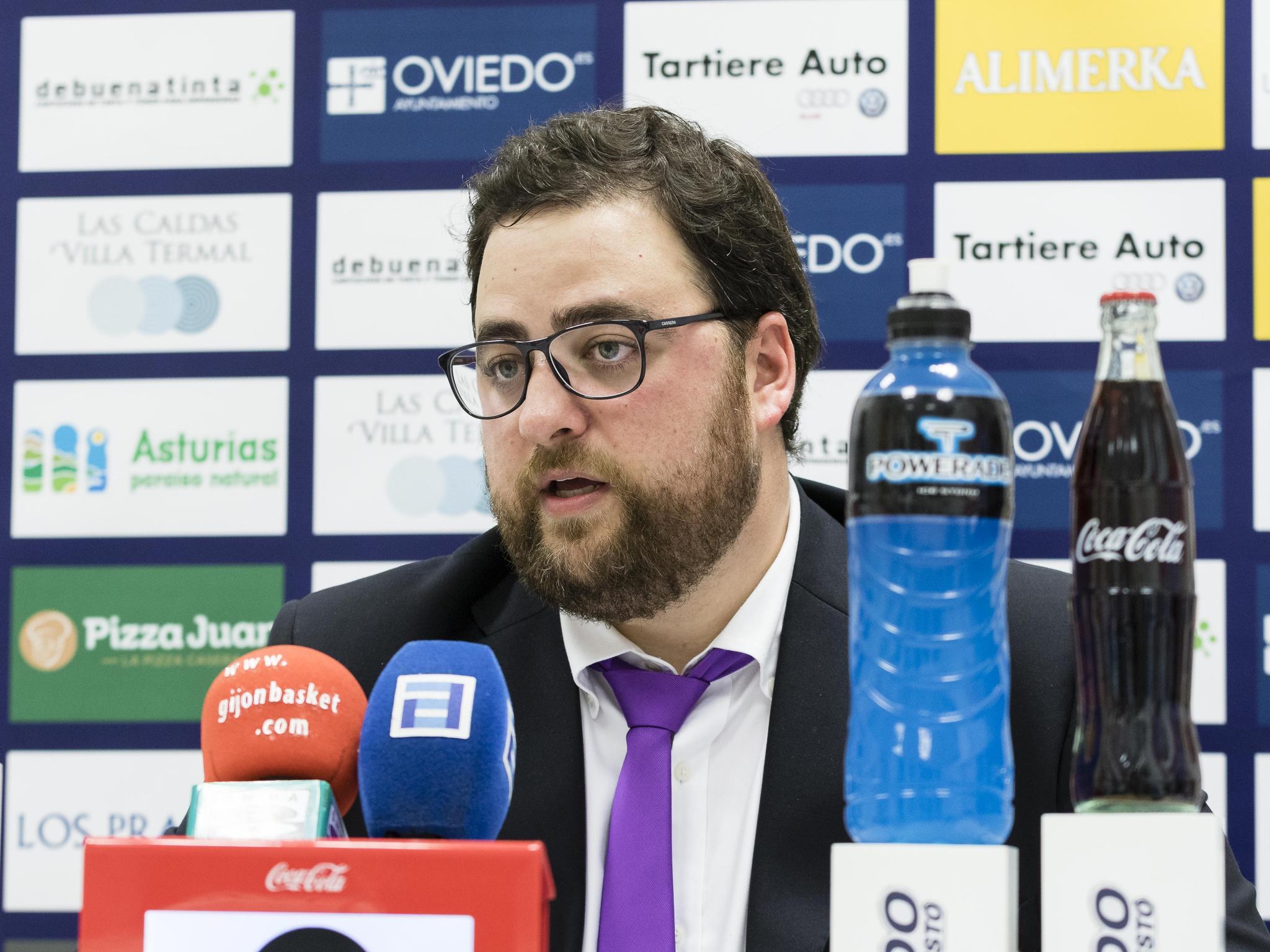 Sergio García durante la rueda de prensa (Foto: Christian García)