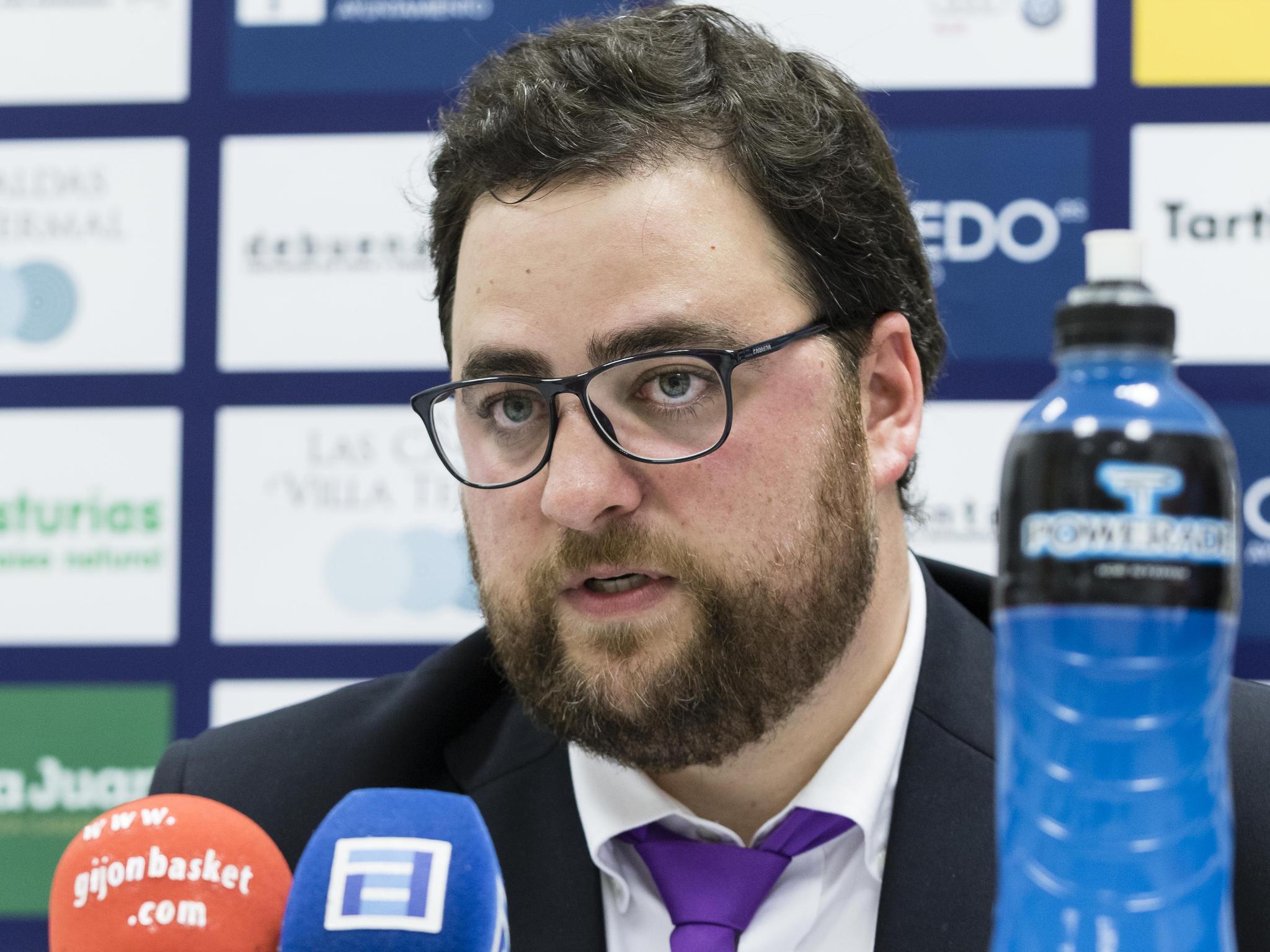 Rueda de prensa de Sergio García (Foto: Christian García)