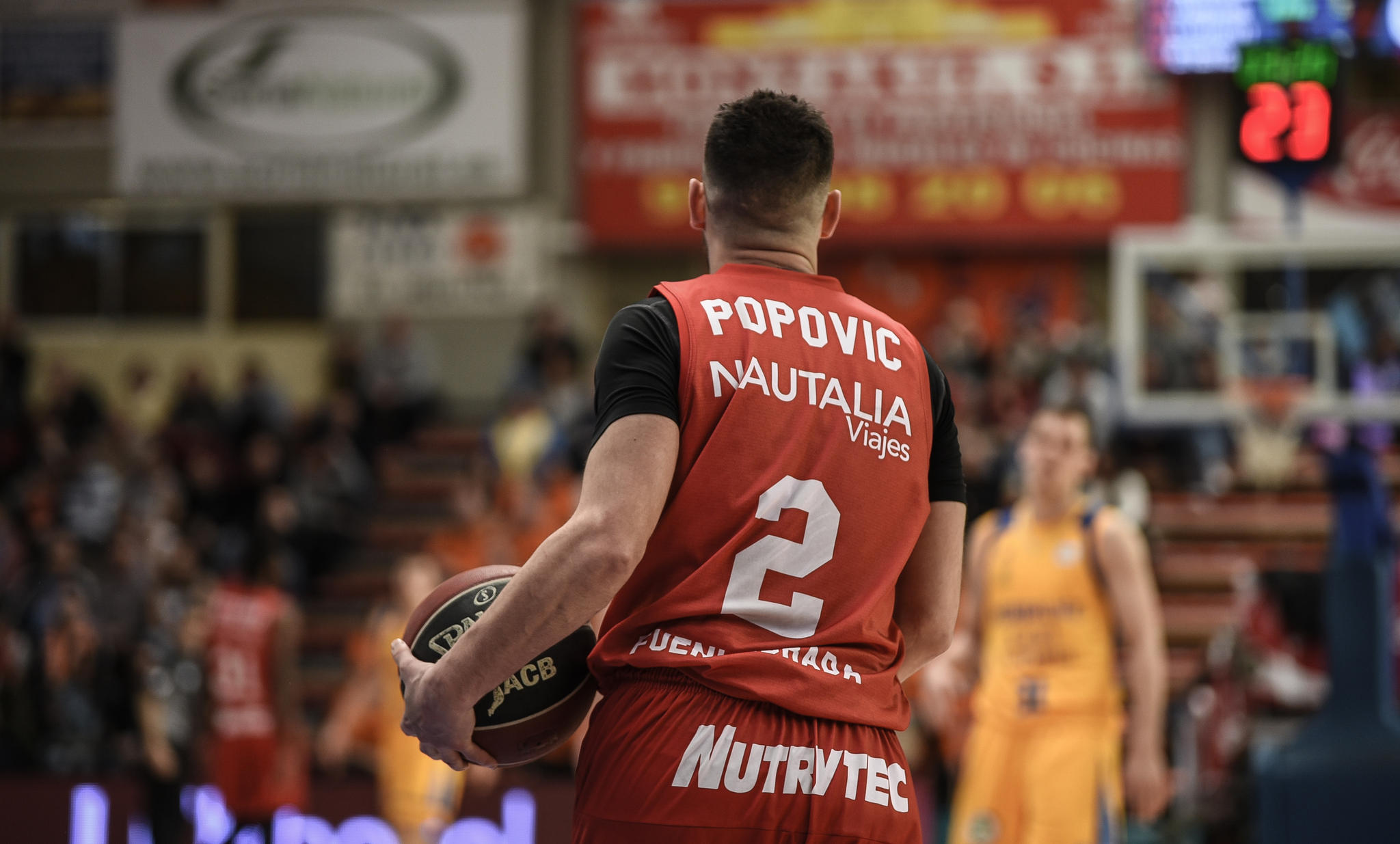 Marko Popovic (Foto: Rubén de la Fuente)