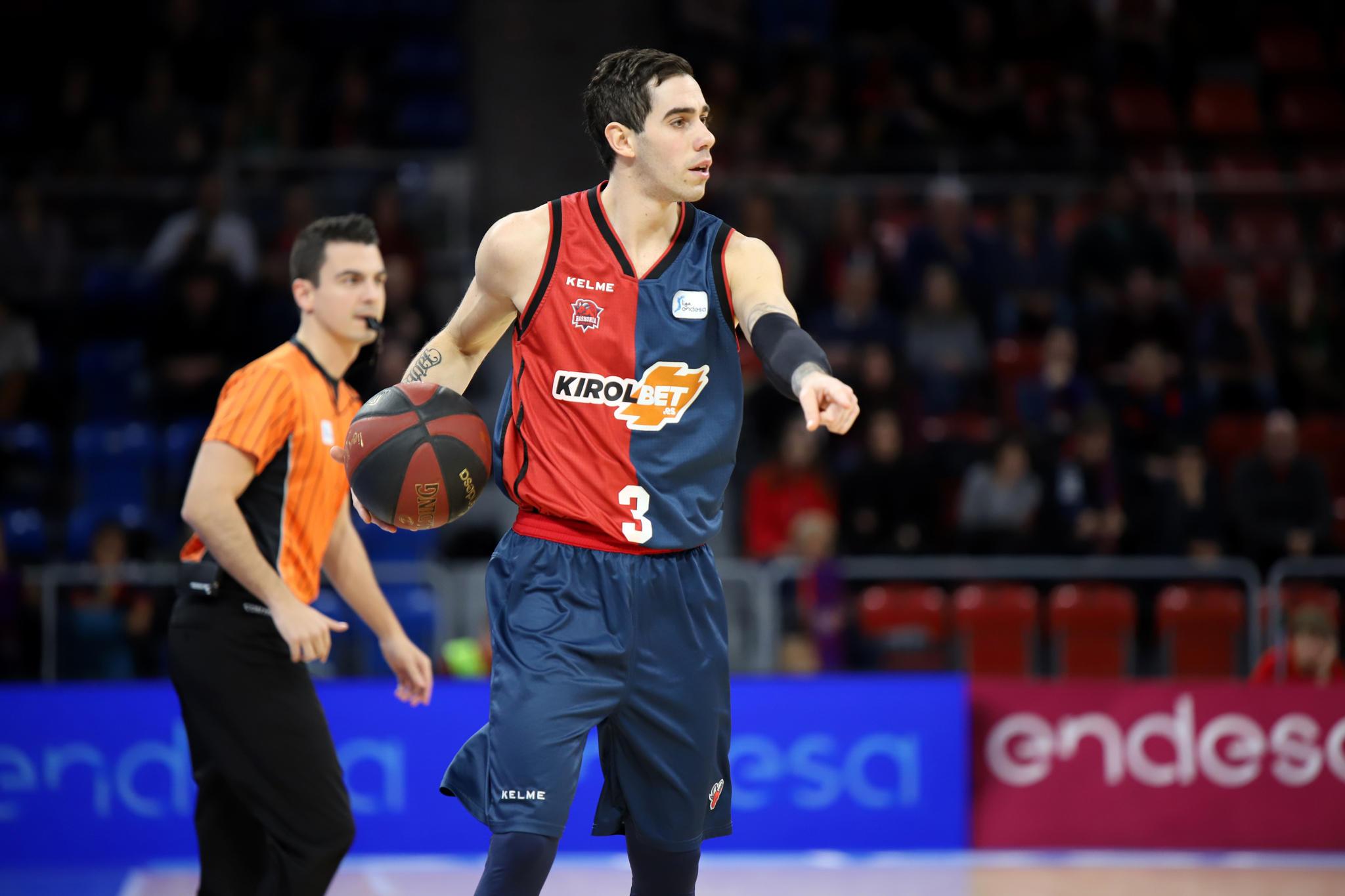 Luca Vildoza. Foto: Ekaitz Otxoa