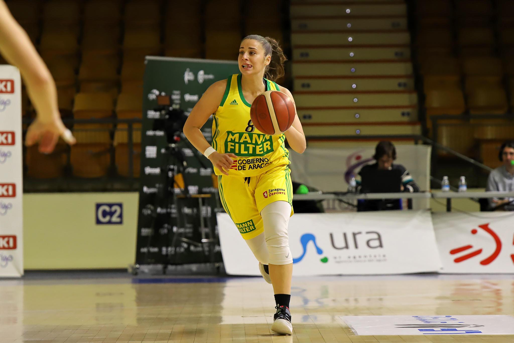Irene Lahuerta. Foto: Ekaitz Otxoa