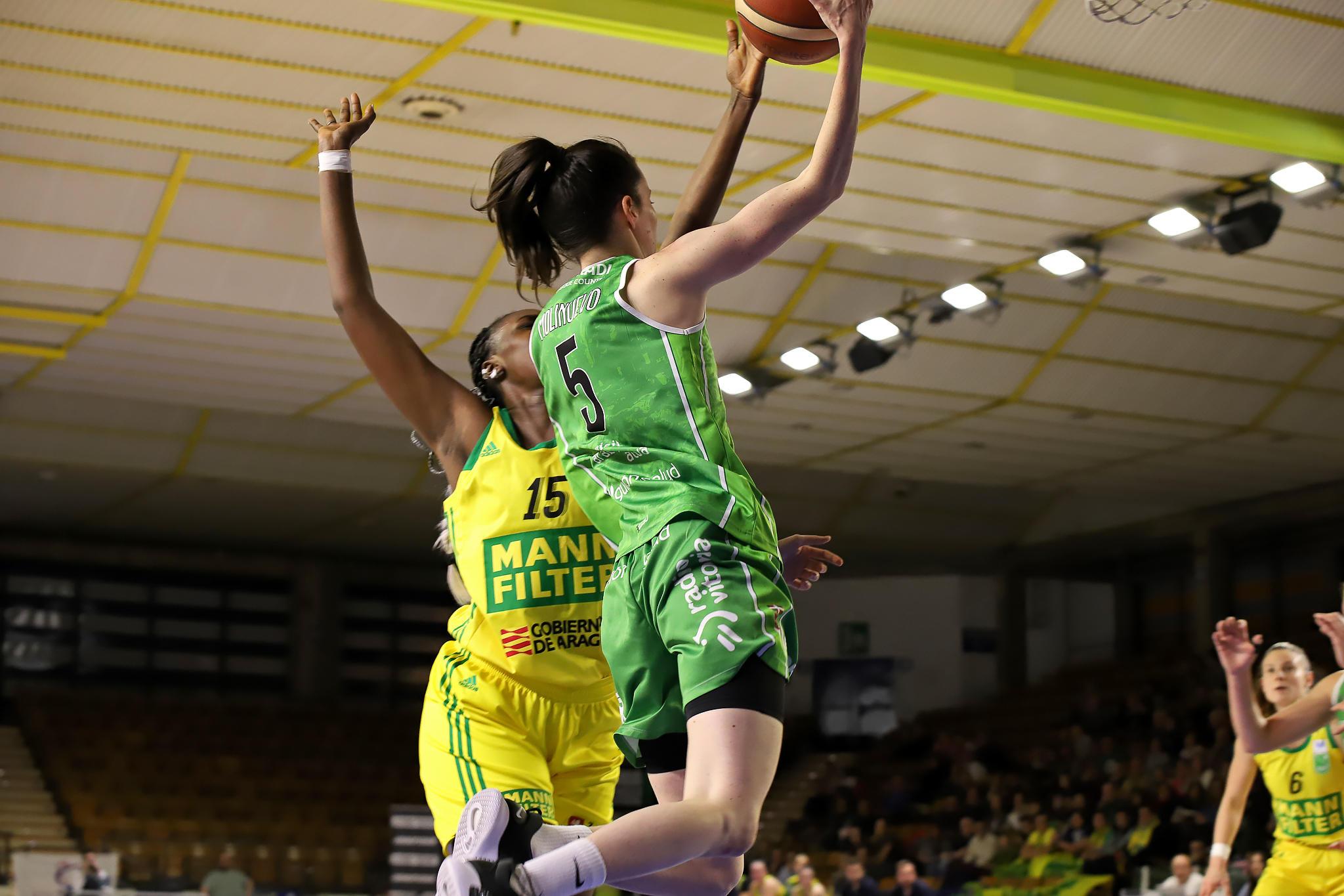 Cristina Molinuevo. Foto: Ekaitz Otxoa