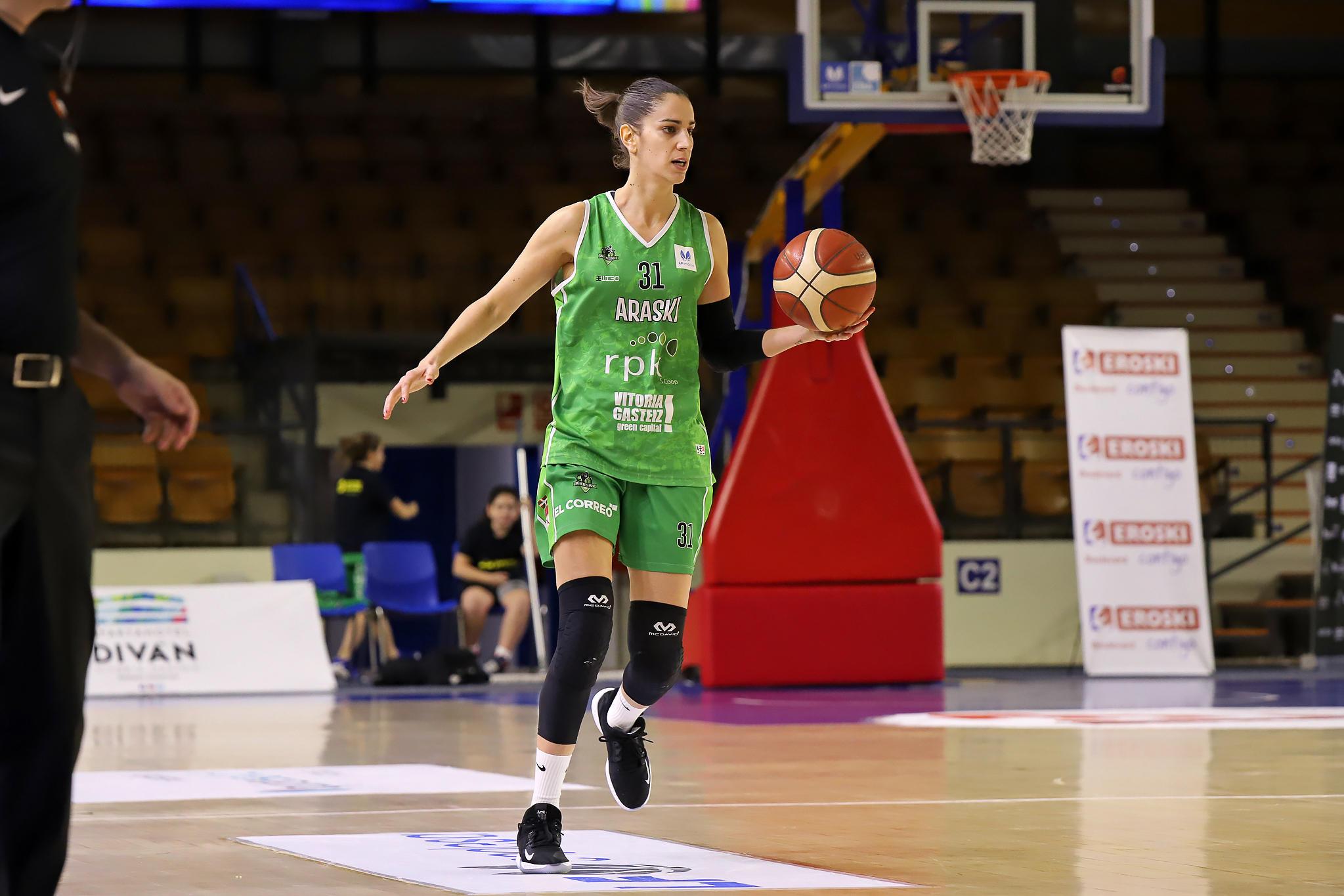 Tania Pérez. Foto: Ekaitz Otxoa
