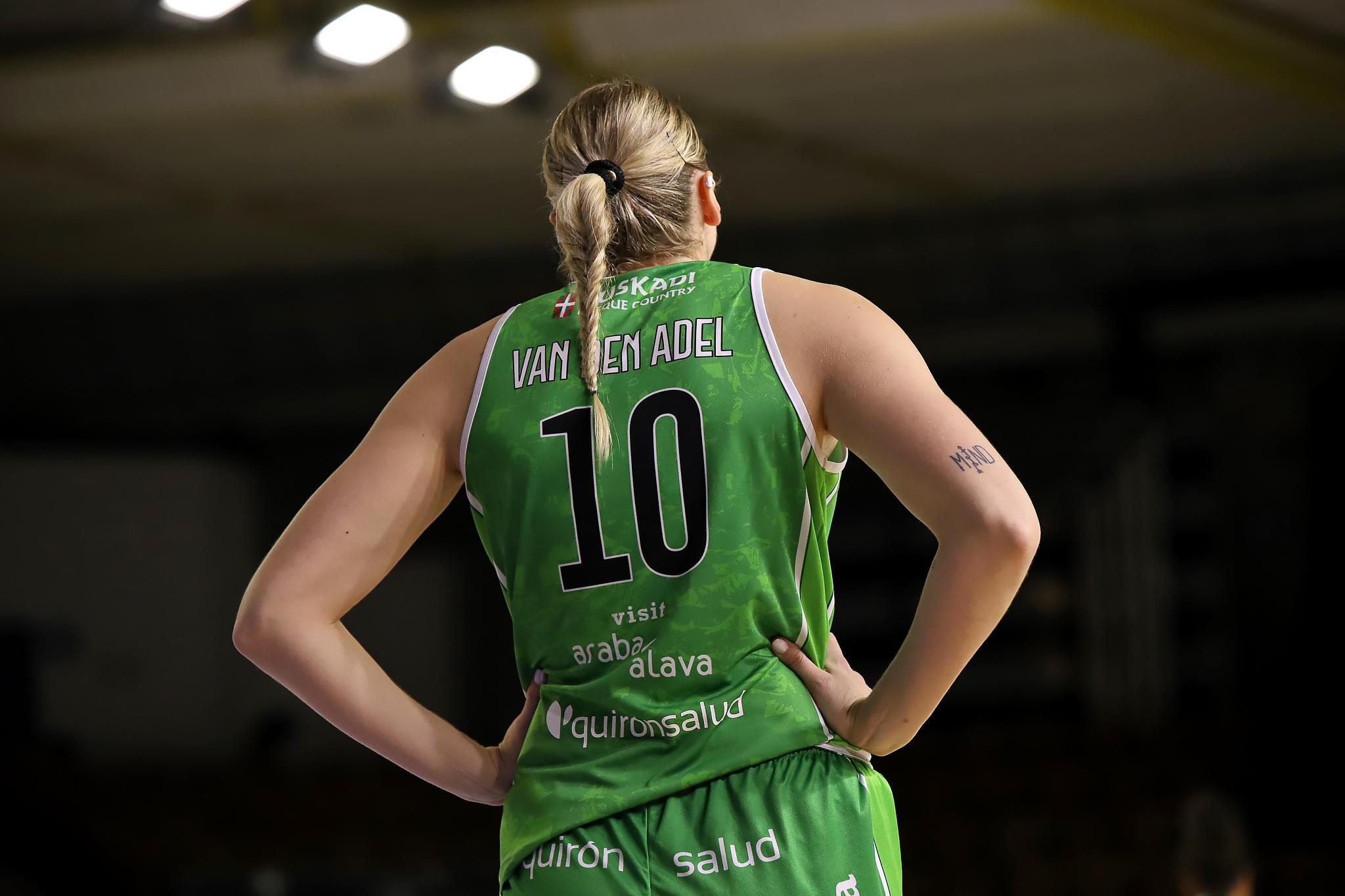 Natalie Van Den Adel. Foto: Ekaitz Otxoa
