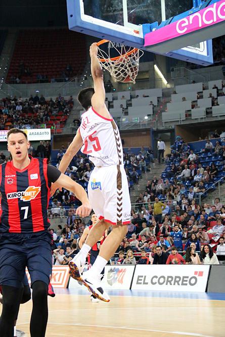Álex López. Foto: Ekaitz Otxoa