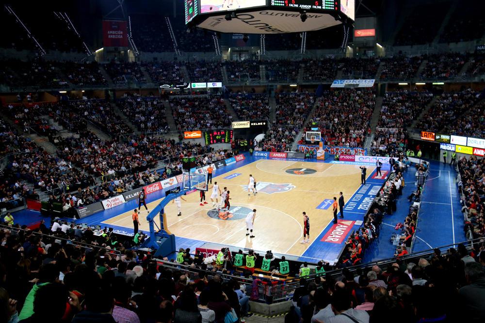 Fernando Buesaa Arena. Foto: Ekaitz Otxoa