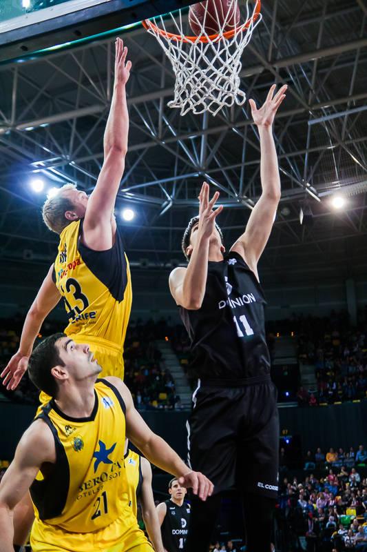 Dos puntos para Marko Todorovic (Foto: Luis Fernando Boo).