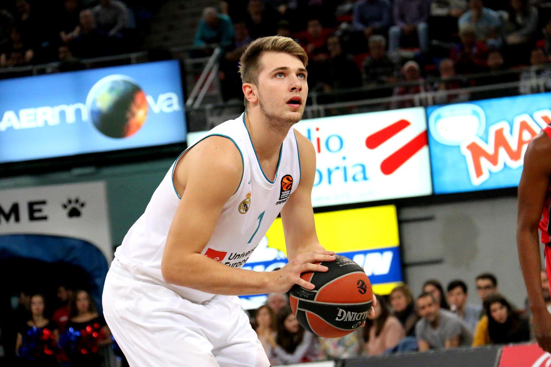 Luka Doncic. Foto: Ekaitz Otxoa
