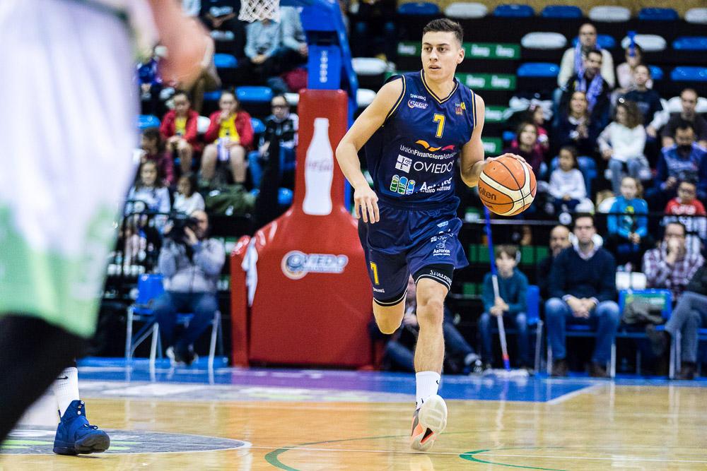 Fabio Santana con el balón (Foto: Christian García)