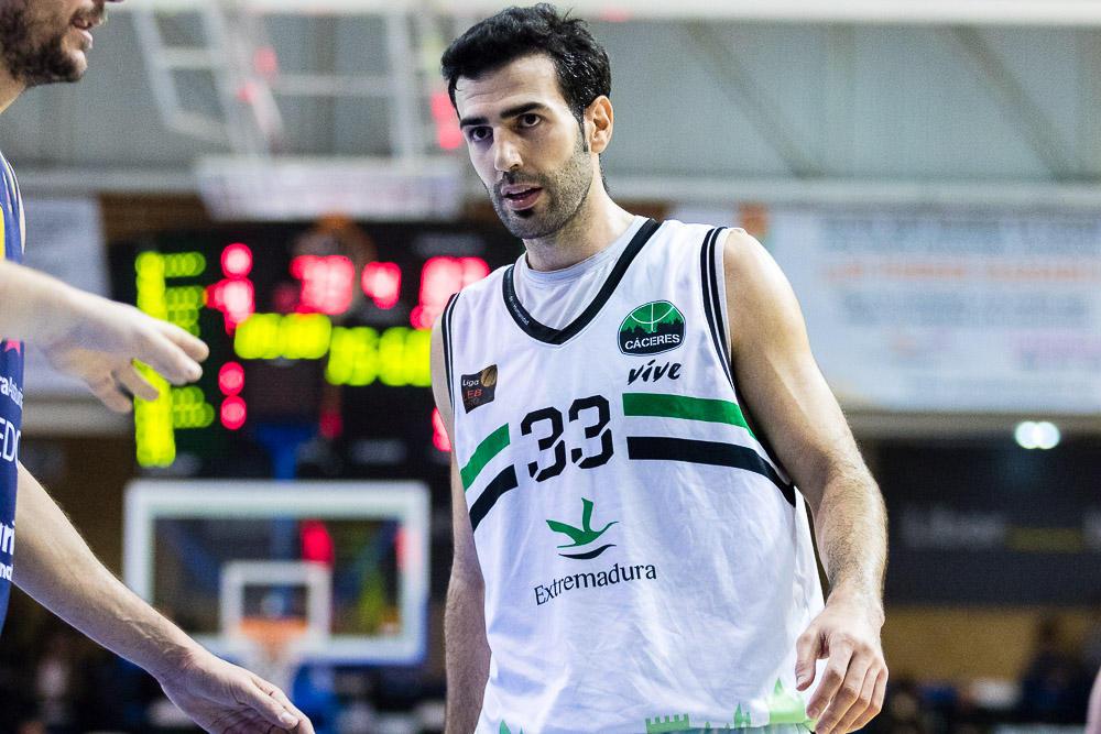 Luis Parejo (Foto: Christian García)