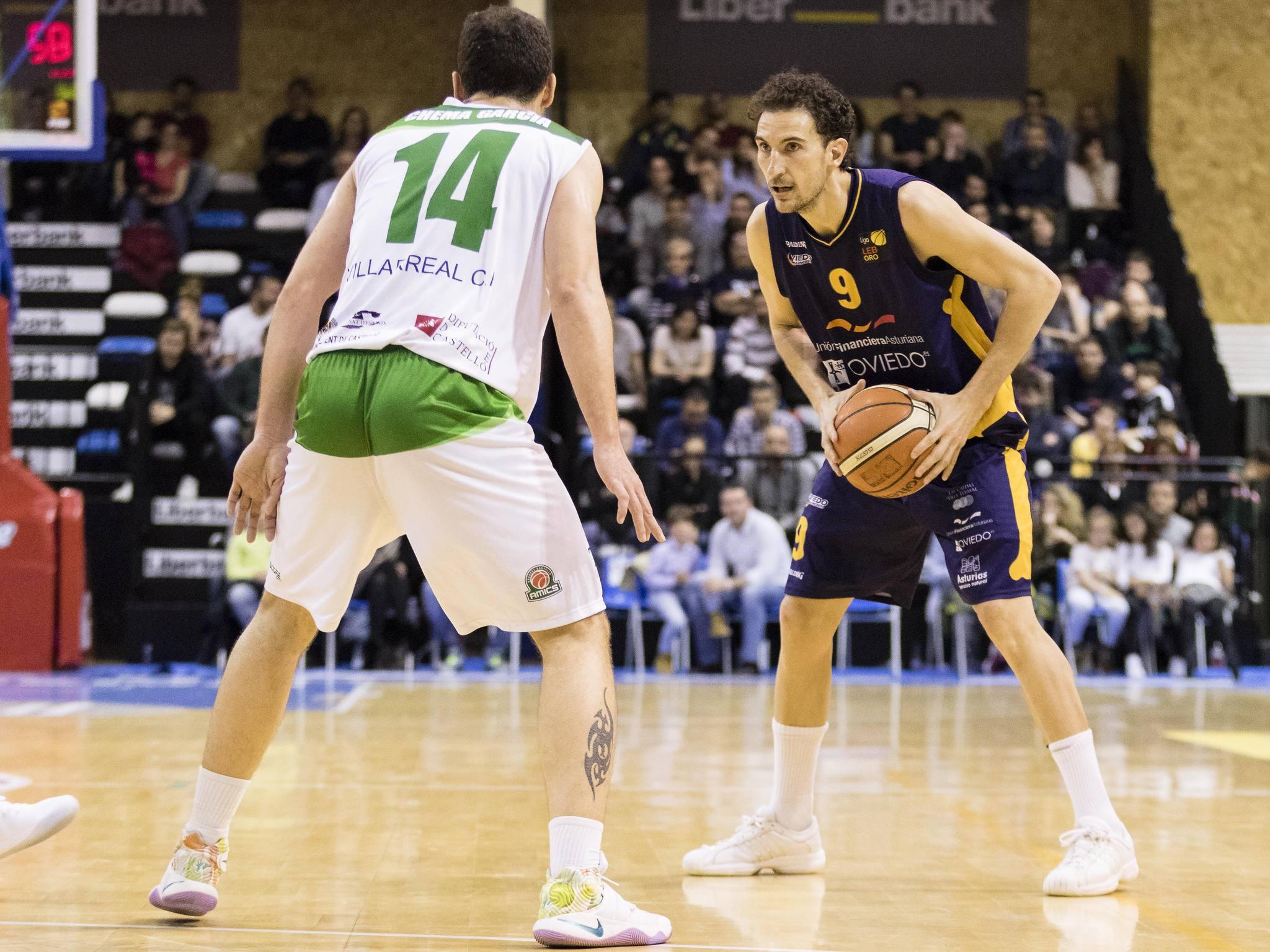 Víctor Pérez defendido por Jose María García (Foto: Christian García)