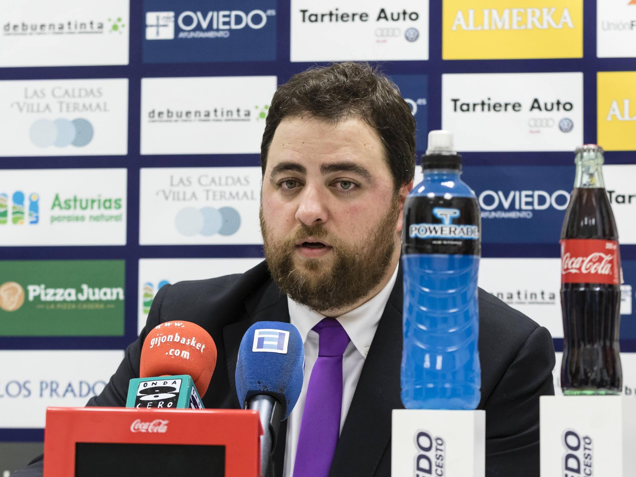 Sergio García en rueda de prensa (Foto: Christian García)