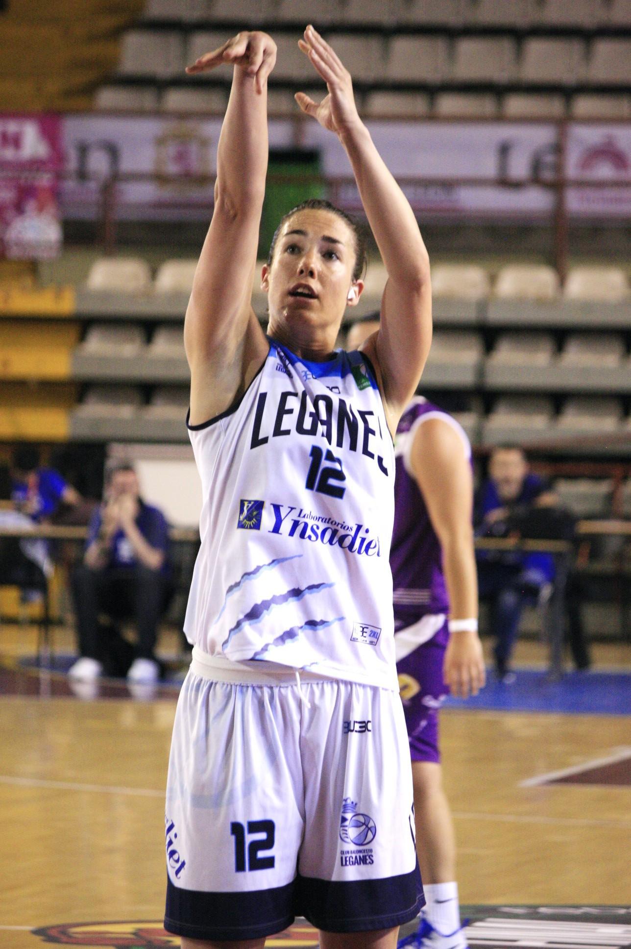 María Espín Foto: Lourdes Getino