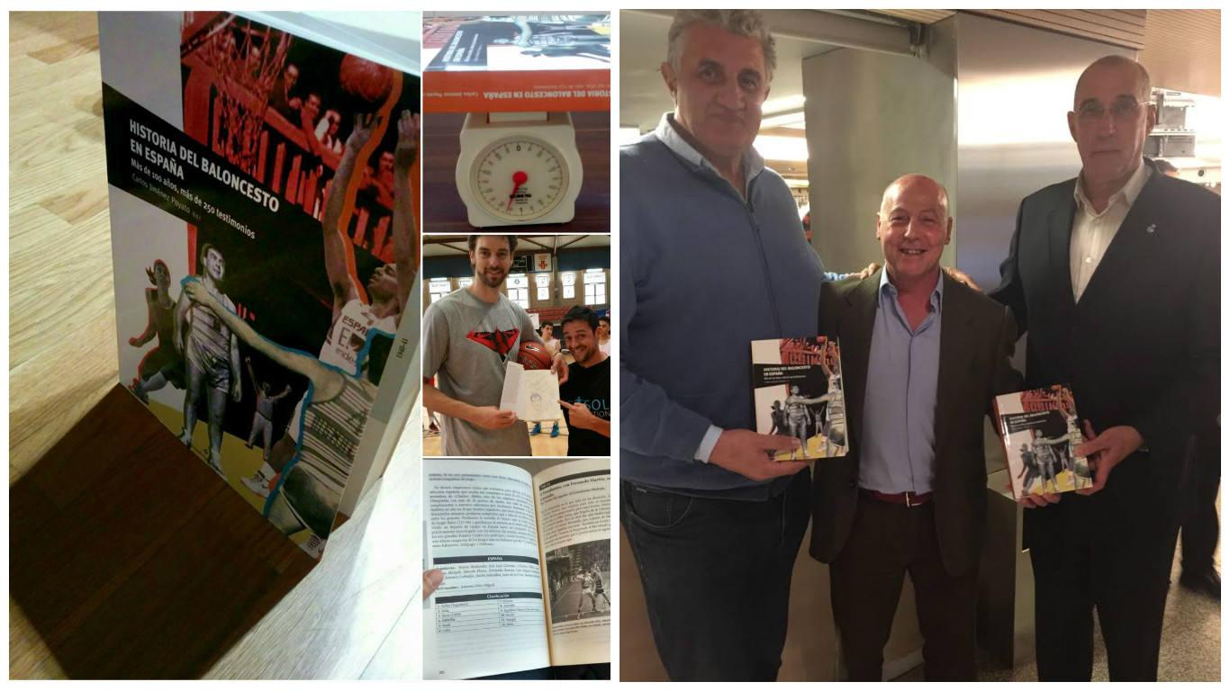 El testimonio de todas las estrellas del baloncesto en España en un libro para recordar sus más de 100 años de trayectoria temporada a temporada.