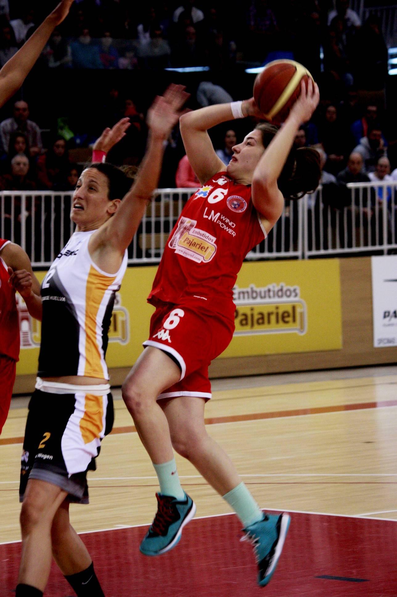 Roso vs María Pina (Foto: Lourdes Getino Benavides)